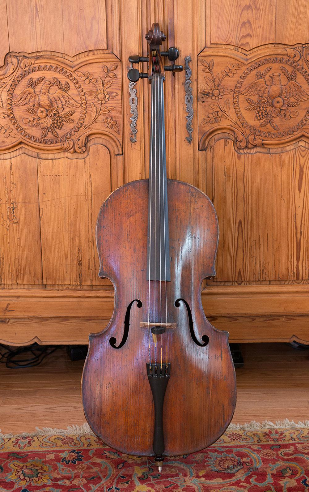 1797 Cello at marklovett.com