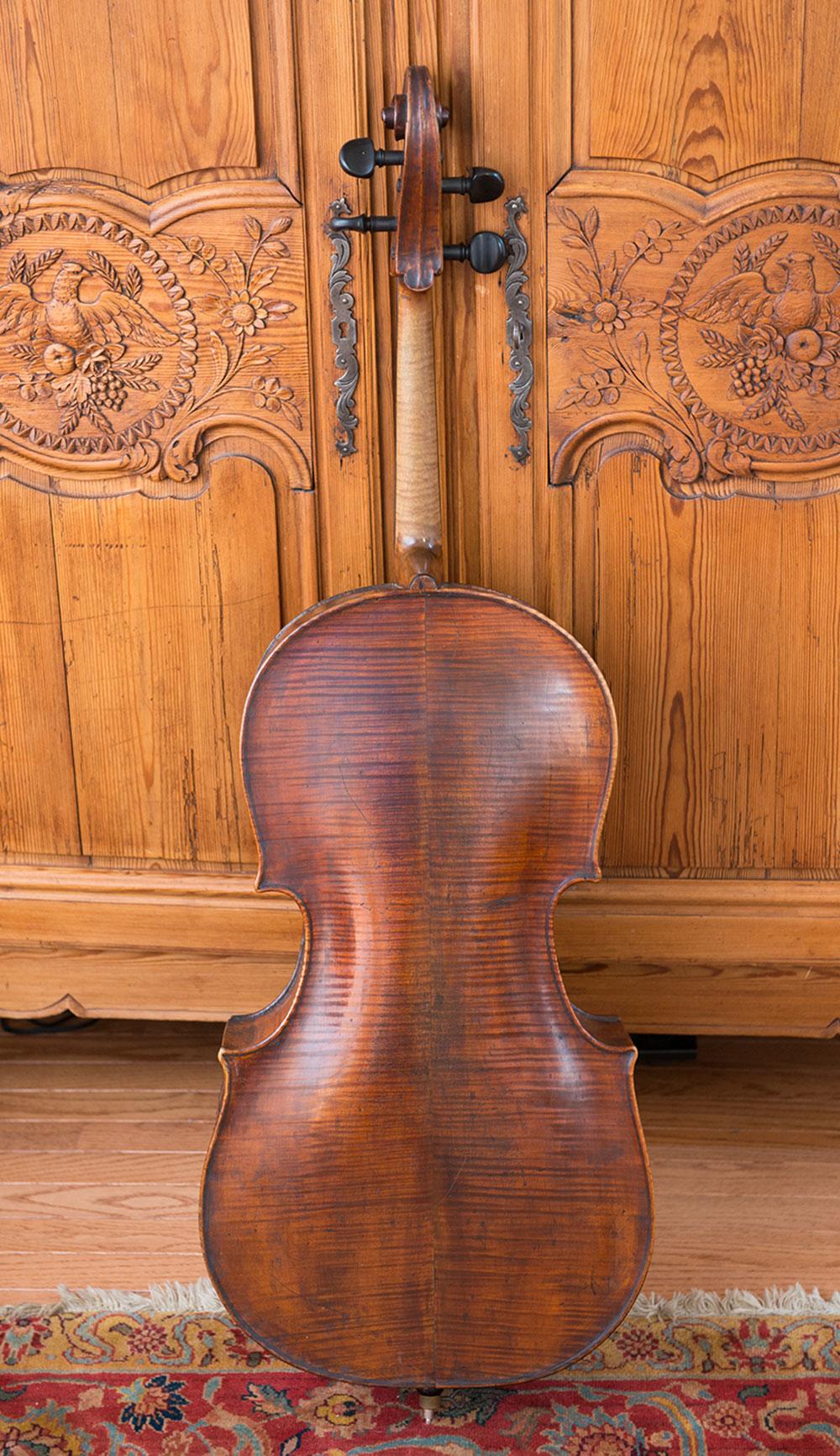 circa 1797 cello at marklovett.com